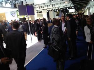 Volvo Press Conference