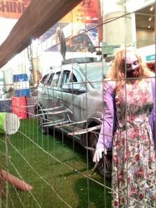 Hyundai's Zombie Zone