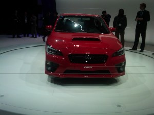 THe all new Subaru WRX