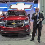 Edward Bailey, Chevrolet Regional Marketing Manager.