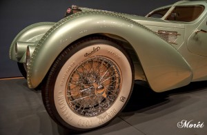 1935 Bugatti Aerolith. Photo by Bonnie M. Moret.