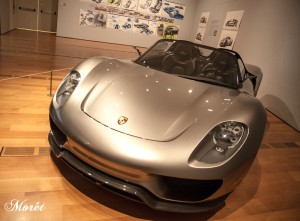 2010 Porsche 918 Spyder Concept Car. Photo by Bonnie M. Moret
