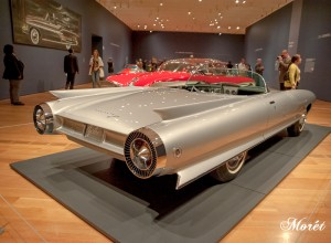1959 Cadillac Cyclone XP-74. Photo by Bonnie M. Moret