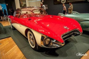 1956 Buick Centurion XP-301. Photo by Bonnie M. Moret.