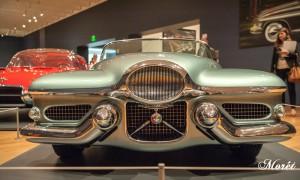 1951 General Motors Le Sabre XP-8. Photo by Bonnie M. Moret.