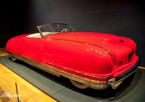 1941 Chrysler Thunderbolt/ Photo by Bonnie M. Moret.