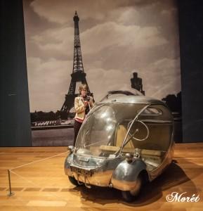 1942 L'Oeuf Electric. Photo by Bonnie M. Moret.