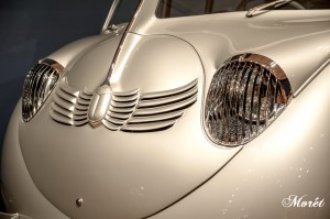 1936 Stout Scarab. Photo by Bonnie M. Moret.