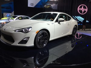 A sexy new FRS Scion.