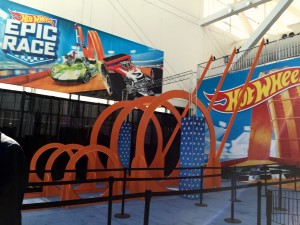 Hot Wheels Epic Race.