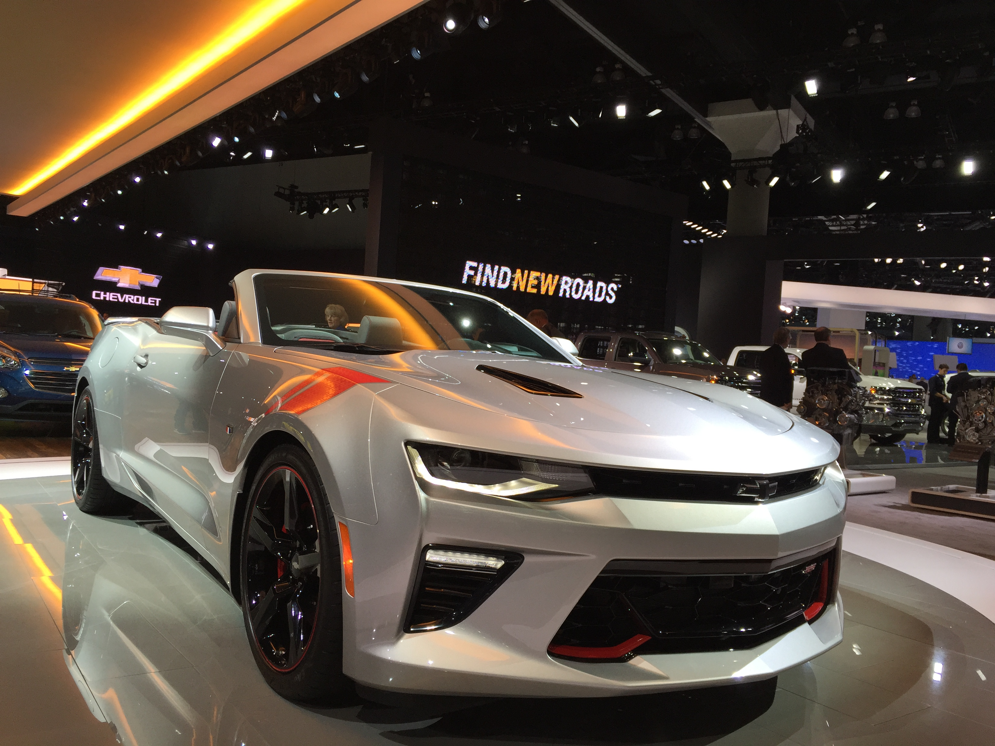 2016 Chevrolet Camaro Is Motor Trend S Car Of The Year