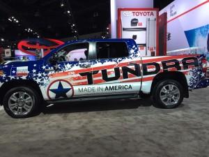 Made in America Tundra.