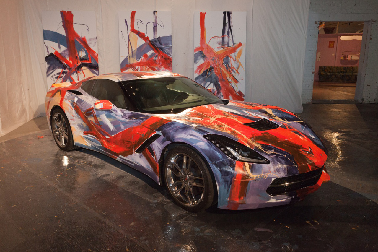 2016 Washington Auto Show To Feature Art Of Motion A Visual Art