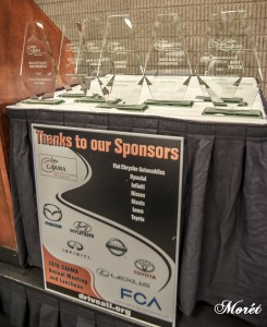 The Greater Atlanta Automotive Media Awards and the Annual Meeting and Luncheon Sponsors.