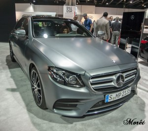 The Mercedes-Benz E 220 d is coming soon to a dealer near you.