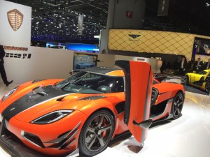 Koenigsegg ... can we say HOT?