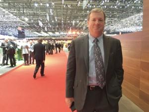 Daniel Jobe, committee member, The Washington Auto Show.