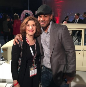 Barbara Pomerance , ceo, Pomerance & Associates with Kimatni Rawlins, seo of Automotive Rhythms.
