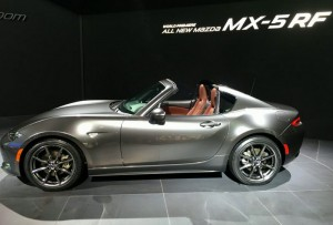Mazda MX-5 RF named 2016 World Car of the Year!