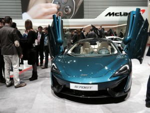 The Marvelous McLaren 570GT.