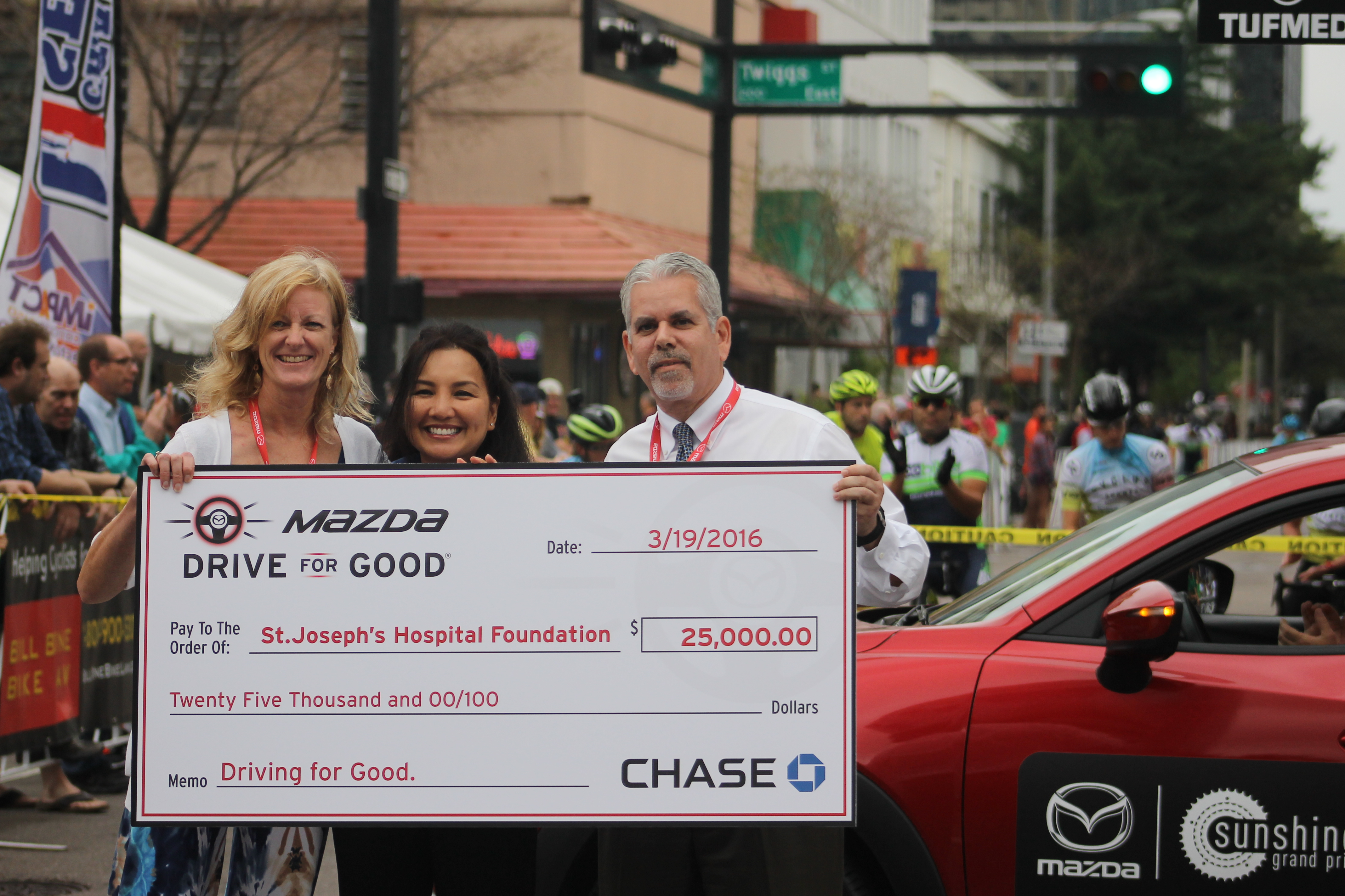 Harvey Shapiro Of CHASE (Vice President / District Sales Manager), Jenifer  Marzec Of