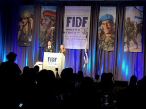 Lone Soldiers tell their story at the 2016 FDIF Atlanta gala.