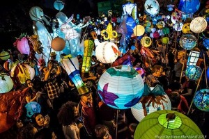 Sandy Springs Inaugural Lantern Parade Taking It To The River for an Illuminated Night of Fun