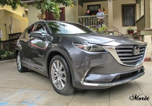 The All-New Mazda CX-9.